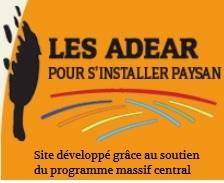 ADEAR - Installation agricole