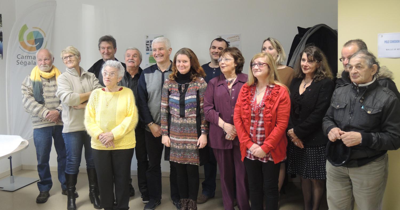Le Conseil Citoyen du quartier prioritaire de Carmaux