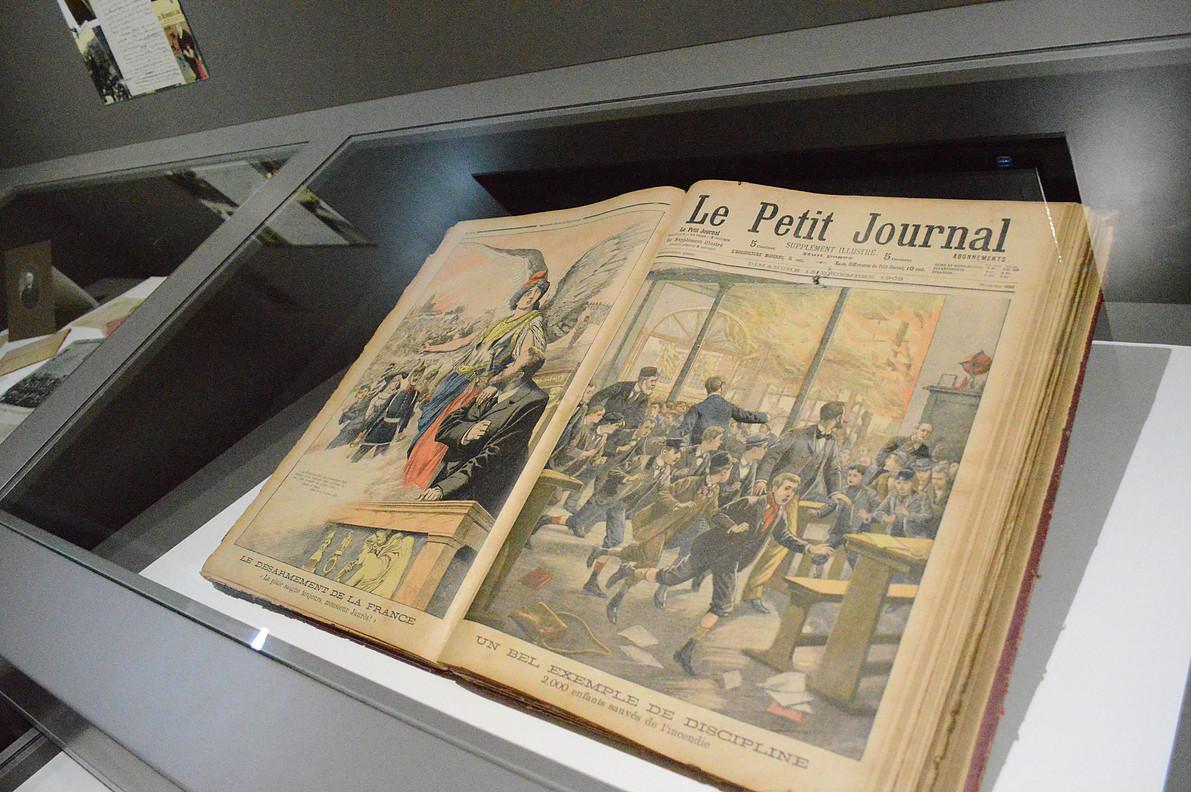 Le Petit Journal espace Jaurès