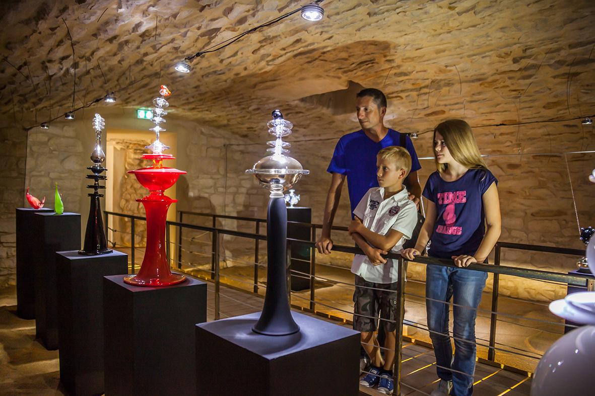 Musée/Centre d'art du Verre