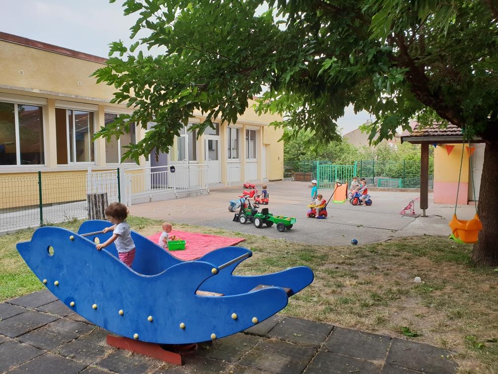 MAM L'île aux Enfants de Blaye-les-Mines