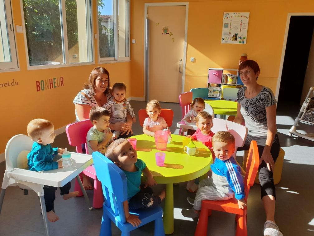 Accueil petite enfances Blaye-les-Mines