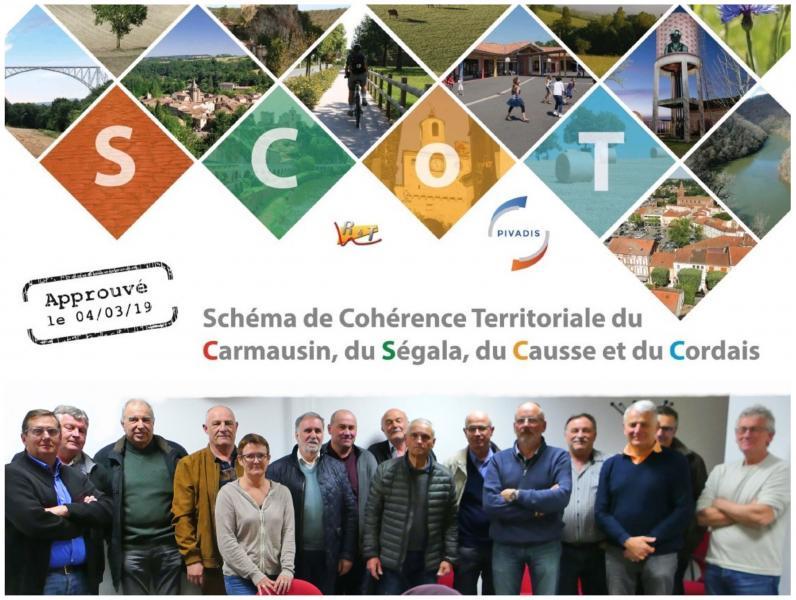 Le SCOT du Carmausin, du Ségala, du Causse et du Cordais