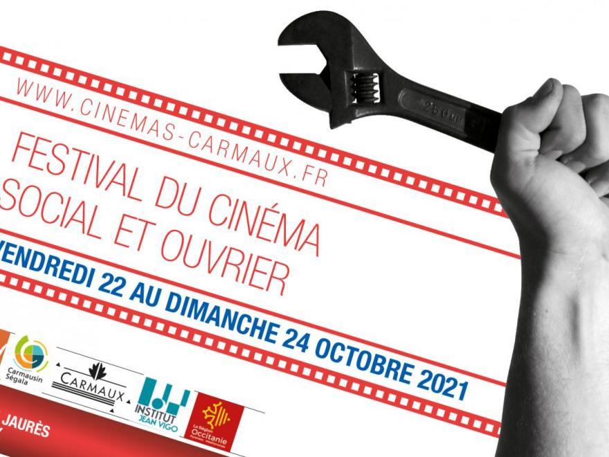 7e festival du Cinéma Social et Ouvrier du Carmausin-Ségala