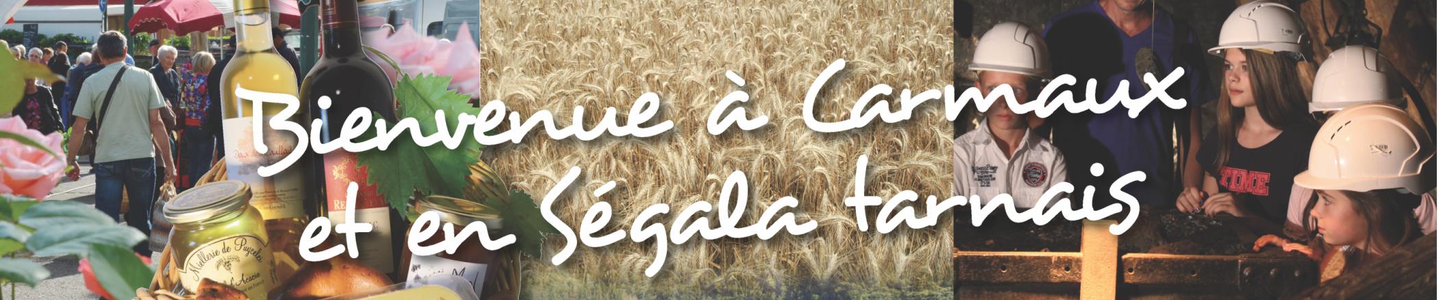 Le Carmausin Ségala, un territoire touristique
